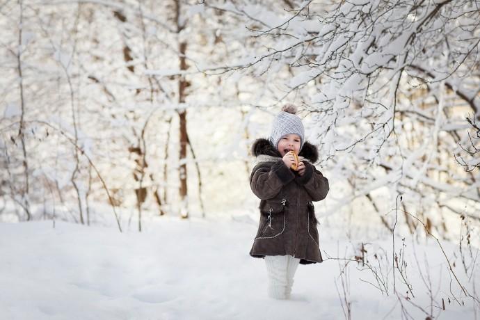 Зимние фотосессии в Одинцово